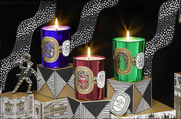 diptyque launches Festive collection: A night at diptyque