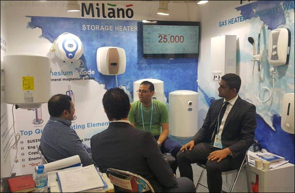 Danube Group Showcases Milano Sanitaryware at Canton Fair 2016