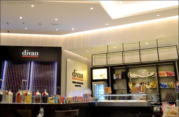 Turkey 39 s leading dessert connoisseur comes to dubai mall for Divan patisserie