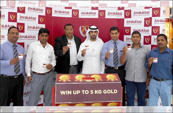 Joyalukkas announces the 2nd Draw winners of the ongoing Joyalukkas Dazzling Diwali promotion