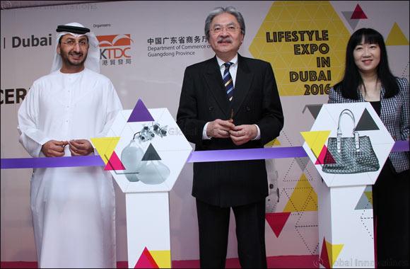 Hong Kong Lifestyle Expo Underway In Dubai
