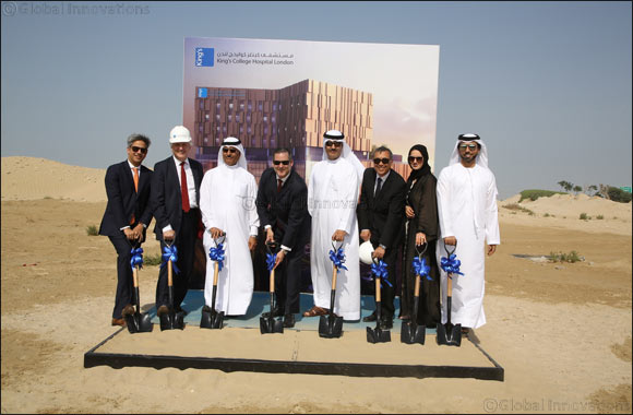 King's College Hospital, London breaks ground of its Dubai-based hospital and sets plans to offer liver transplant surgery in Dubai