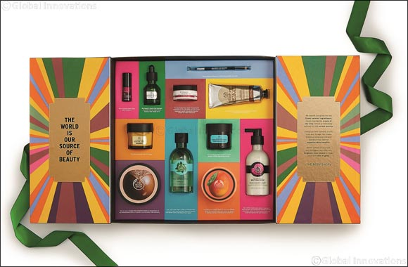 Be The King of Christmas - Rule the Season with The Body Shop's
