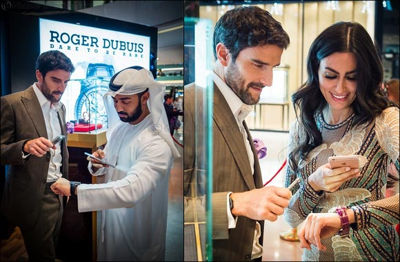 Roger Dubuis Astral Skeleton Exhibition completes successful Dubai debut