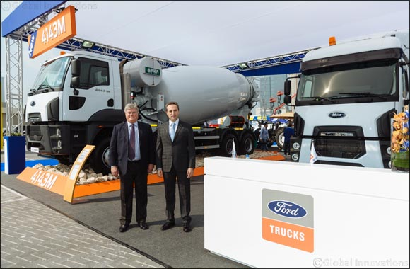 Ford Trucks Showcases its 2017 Line-up at BIG 5
