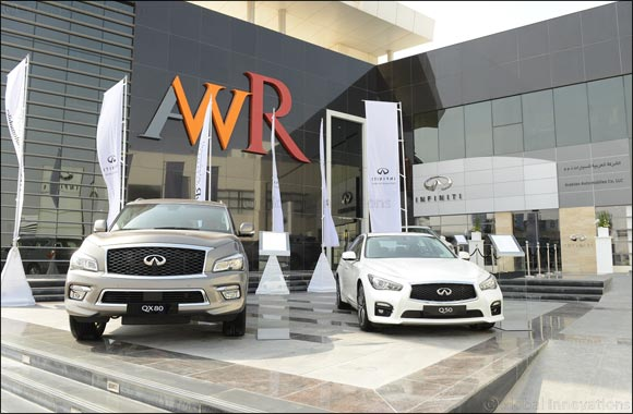 INFINITI of Arabian Automobiles Establishes the First Certified Pre-Owned Center in the MENA Region