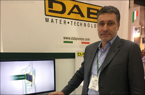 Italian major DAB Water Technology targets 50% revenue growth from the ME market