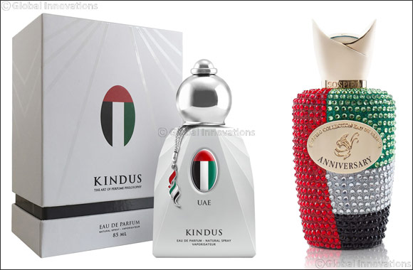 Paris Gallery Celebrates UAE's 45th National Day with Limited-edition Products