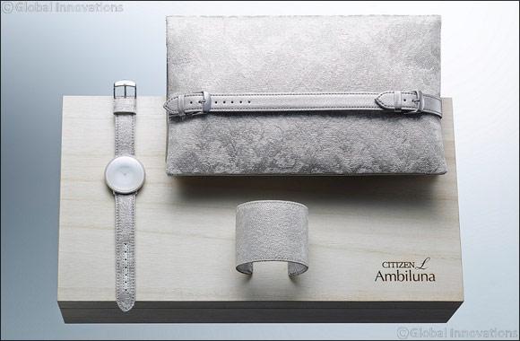 CITIZEN L Ambiluna Limited Edition Makes An Exquisite Festive Gift