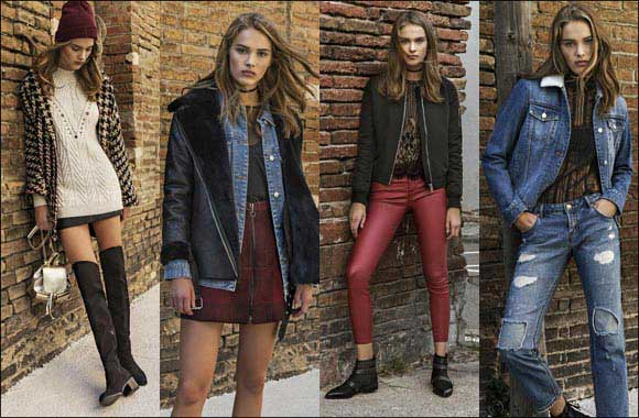 Stradivarius launches its new lookbook: Autumn Feelings.