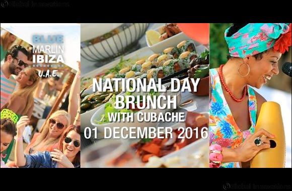 Blue Marlin Ibiza UAE Celebrates the UAE's National Day With a Thursday Brunch