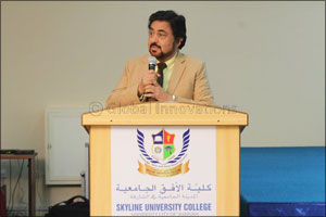 Skyline University College (SUC)  organized its first Job Fair for all its Alumni