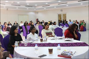 Skyline University College (SUC) 3rd Counselor Workshop attended by 50 schools from UAE