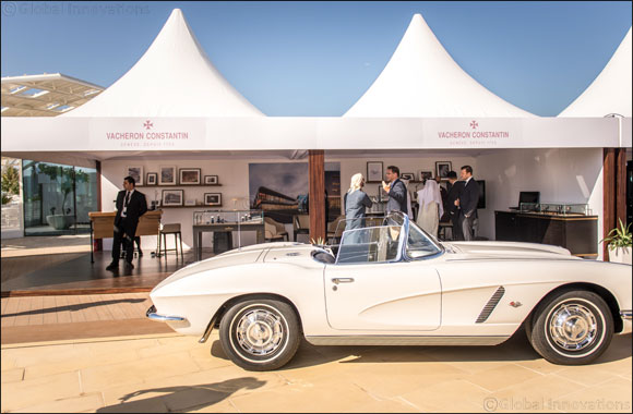 Partnership between Vacheron Constantin & Gulf Concours