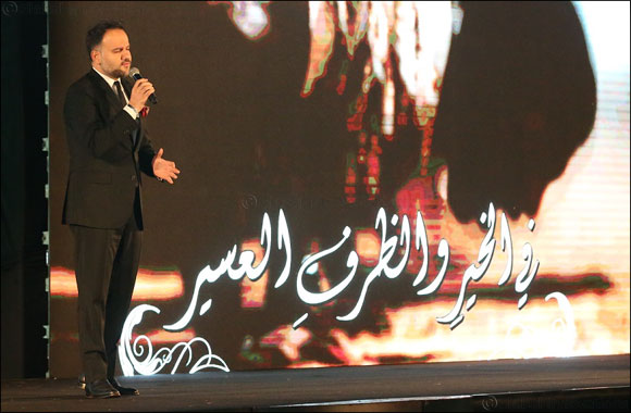 Famous arab singer salim assaf produced song on uae for Assaf lebanese cuisine