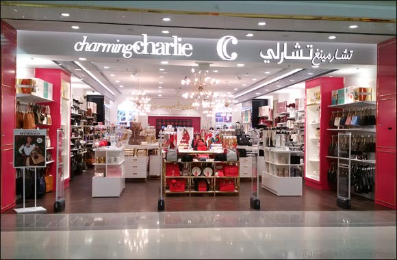 Charming Charlie Introduces Holiday Collection in Arabia