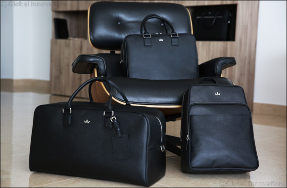 Roderer unveils contemporary & innovative range of designer leather goods made for the discerning world citizen