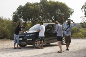 Land Rover Reveals its Discovery Sport #WeekendAdventure Film Series