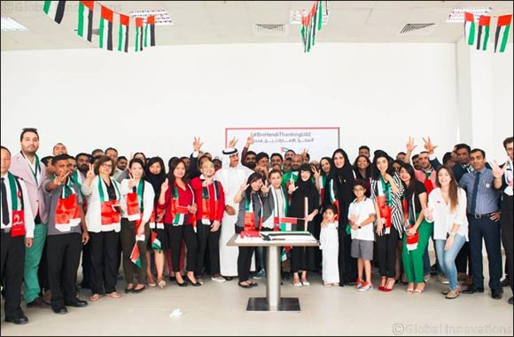 BinHendi Enterprises Celebrates the 45th UAE National Day #BinHendiThankingUAE