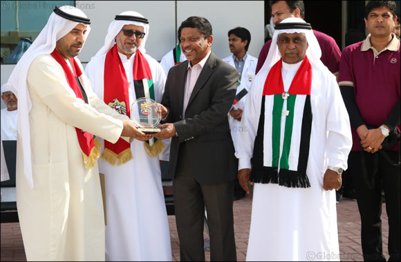 Malabar Gold & Diamonds' celebrates UAE National Day with Sharjah Charity International - Dhaid, Ministry of Health UAQ and Sharjah