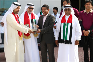 Malabar Gold & Diamonds' celebrates UAE National Day with Sharjah Charity International - Dhaid, Min ...