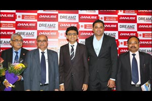 Danube Properties Signs MoU With Bank of Baroda for Home Financing of Dreamz