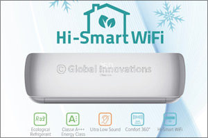 Chinese Giant Hisense Launches Intelligent Wi-Fi Room AC