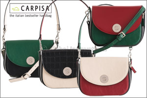 Add a UNIQUE touch to your handbags with Carpisa