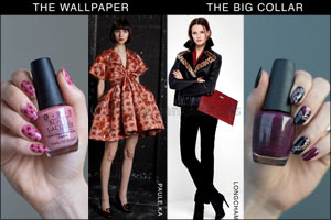 OPI's Fall and Winter 2016 Collection