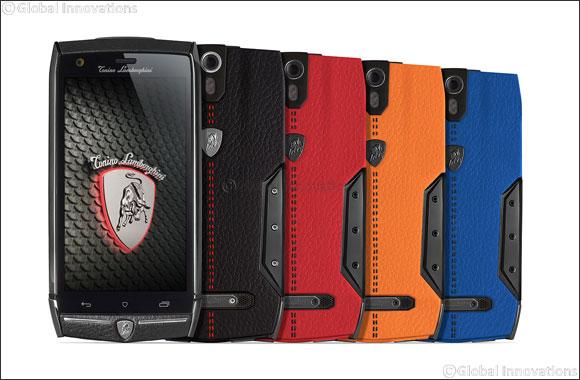 Win a Tonino Lamborghini luxury mobile phone worth AED 22,000 at Paris Gallery
