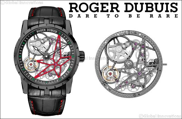 Roger Dubuis introduces Kuwait Limited Edition Excalibur Automatic Skeleton