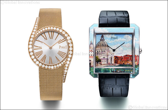 "Limelight Gala Milanese Bracelet and Protocole XXL ""Secrets & Lights"" Venice Micro-Mosaic distinguished at the 2016 Grand Prix d'Horlogerie de Genève"