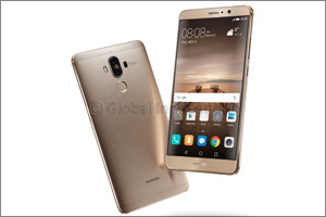 The highly anticipated Huawei Mate 9 launches, bringing maximum performance and powerful innovation  ...
