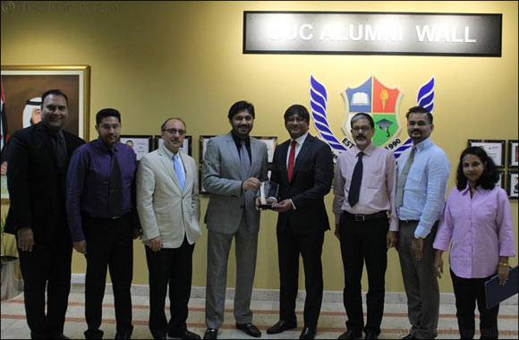 Skyline University College (SUC) Signed an MOU with Centena Group