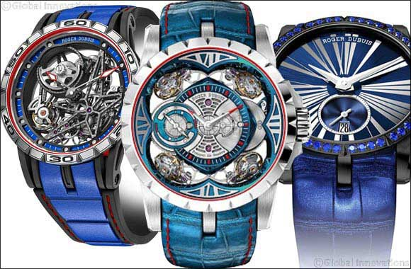 PRE-SIHH 2017 Roger Dubuis: warning tremors of an unprecedented Excalibur eruption
