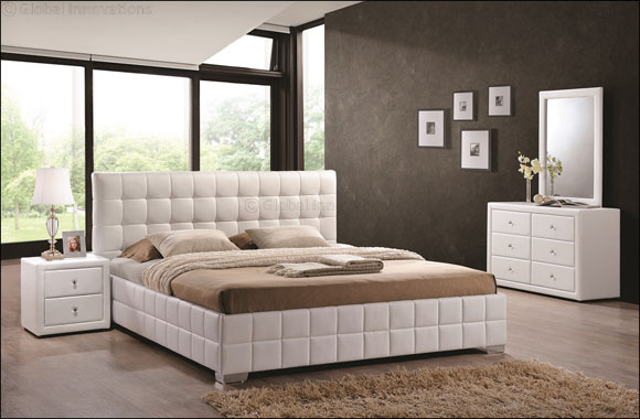 Bring in pristine white winters with United Furniture