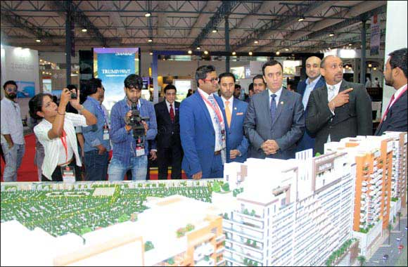 Dubai Property Show concludes in Mumbai with an overwhelming response from Indian investors