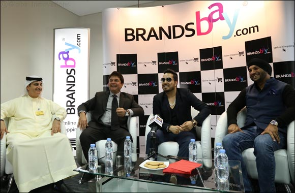 Popular Bollywood singer Mika Singh opens Concept Big Brands Carnival