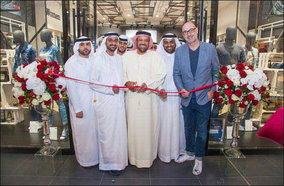 Al Madani Group Inaugurates German Denim Brand, Mustang'sFirst boutique in UAE at the Ibn Battuta Mall Expansion