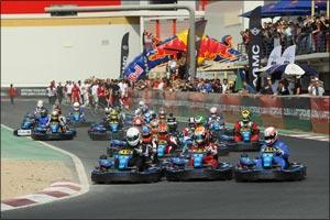 CG Racing Pro Crowned 2016 Endurance Champions at Dubai Kartdrome