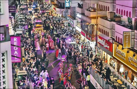 Packed Programme of Events Revealed for Dubai Shopping Festival 2017