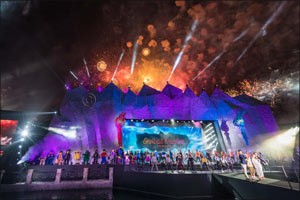 VIPs dignitaries attend grand opening ceremony of AED 13.2 billion Dubai Parks and Resorts