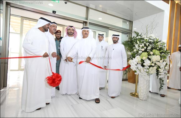 The VIP Terminal, the largest purpose built facility in the world, opens at Dubai South