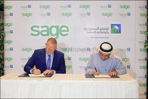 Sage inks deal with Saudi Aramco Entrepreneurship Center for Sage X3