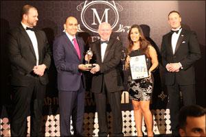 O2 wins Customer Delight Award and Business Leader Award at MENAA 2016
