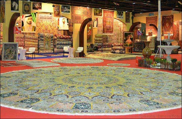 Dubai Customs Gearing Up to Launch Its Carpet & Art Oasis During Dubai Shopping Festival