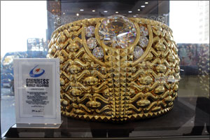�Artistry' � Branded Jewellery show at Malabar Gold & Diamonds' outlet in Gold Souk is a delight for ...