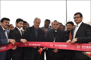 Joyalukkas opened 2nd Showroom in USA at Edison, New Jersey