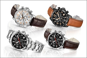 Certina presents its sporty DS Podium Chronograph Collection