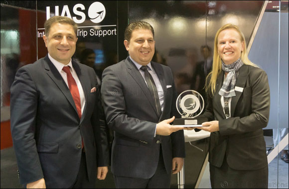 DC Aviation Al-Futtaim awarded Middle East Ground Handler of the Year by UAS